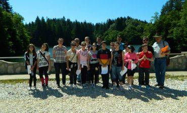 Grupul Ecologic de Colaborare Nera realizează în perioada iunie - august 2014 trei tabere JUNIOR RANGERS cu durata de 3 zile pe Cheile Minișului.
