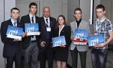 """O nouă reuşită pentru studenţii Universităţii """"Eftimie Murgu"""" din Reşiţa"""