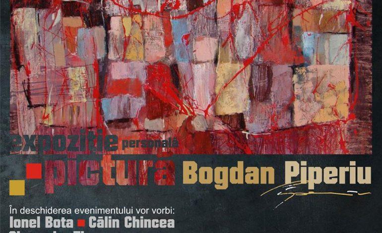 Bogdan Piperiu expune la Oravița