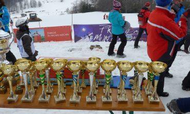 Premierea câștigătorilor Cupei ,, Prietenii Munților ''