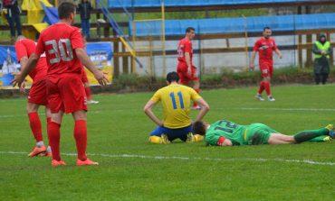 FC Caransebeş – FC Bihor 1-2. Gugulanii sunt la două puncte de retrogradare!