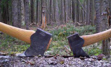 Romsilva, cu topoarele în Parcul Naţional Semenic-Cheile Caraşului