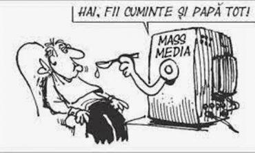 Atenţie, presa manipulează