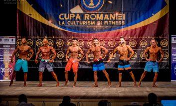 Medalie pentru Oravița și Adrian Ștefan Radu la culturism