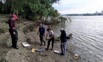 Expediție comună a statelor riverane de supraveghere a fluviului Dunărea – JDS4 2019