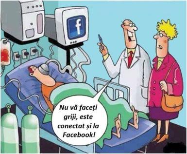 Reţelele sociale, ca parte din viaţa noastră. Ne fac rău sau bine?