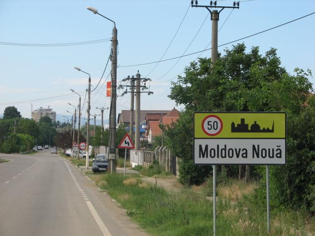 Al doilea colaps pentru Moldova Nouă  în numai 28 de ani!