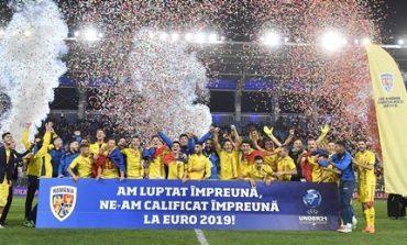 ,,Grupa Mortii,,pentru reprezentativa under 21 a României!