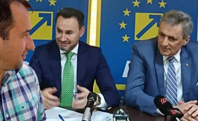 """Orban își trimite """"buzduganul"""" în Caraș-Severin: Falcă vrea să facă liniște între liberali"""