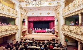 Deportații din Bărăgan comemorați la Oravița