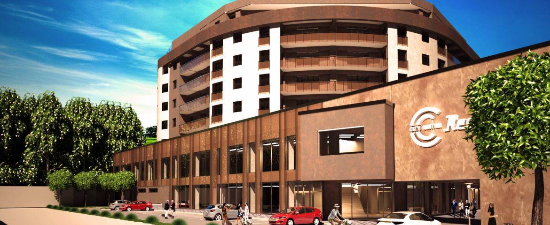 City Center Reșița tot mai căutat, peste 20% din spații au fost contractate deja