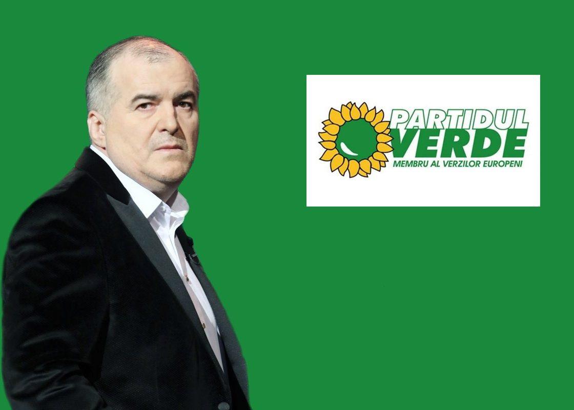 Verzii din România dau o lovitură politică de proporţii! Florin Călinescu, noul preşedinte al Partidului Verde România