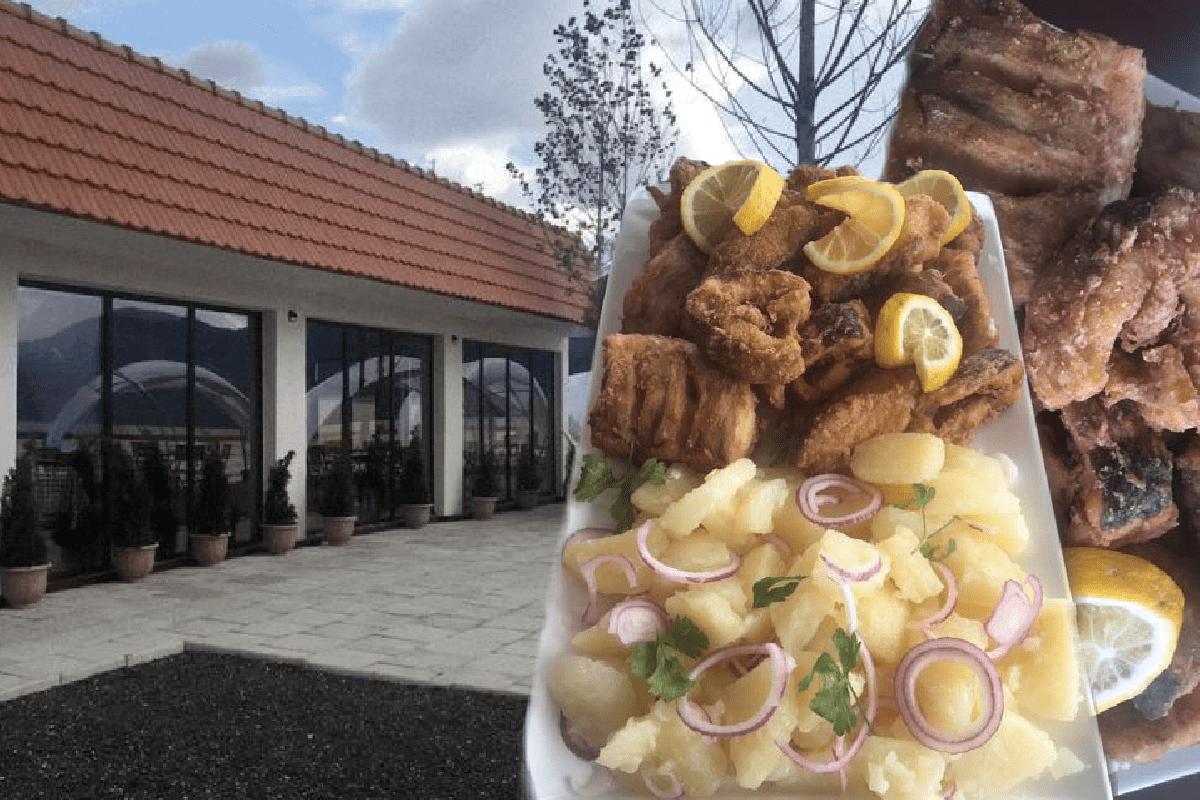 """La Pescador, ,,noua revelaţie"""" culinară din Clisura Dunării"""