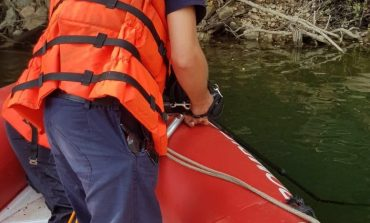 Cadavru descoperit în lacul Secu