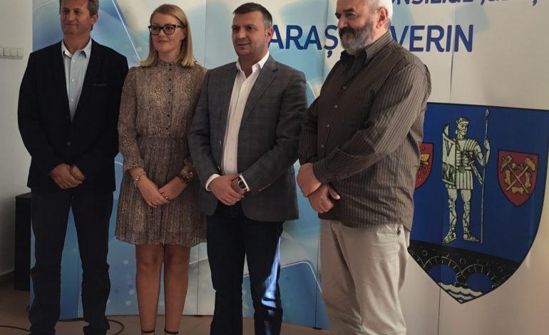 Cosana Străinescu, astăzi, puntea de legătura dintre Primăria Golubac şi Consiliul Judeţean Caraş-Severin