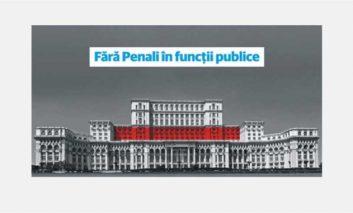 Persoanele condamnate penal nu vor mai putea  ocupa demnităţi publice