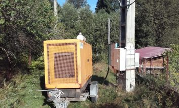 Poiana Mărului lăsată fără turiști de E Distribuție Banat