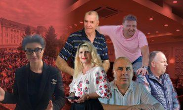 Muică, Luminiță ce facuși maică dădusi afară 5 olteni din PSD