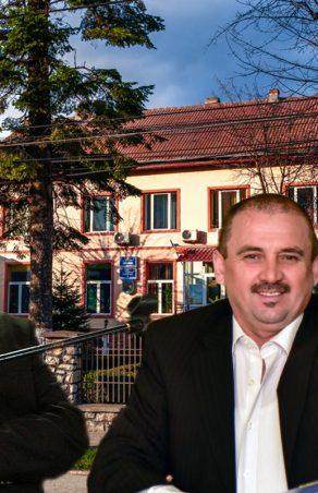 Ion Chisăliţă şi Eugen Băleanu, împreună pentru Primăria Moldova Nouă?