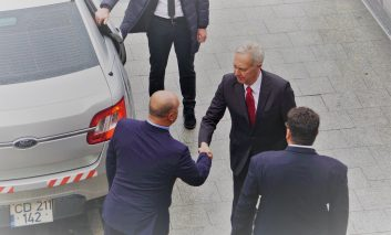 Ambasadorul Hans Kelmm revine la Reșița
