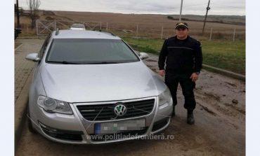 Autoturism căutat de autorităţile italiene, indisponibilizat de poliţiştii de frontieră cărășeni