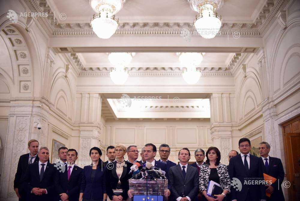 Guvernul Orban a trecut cu 240 de voturi, Marcel Vela este ministru
