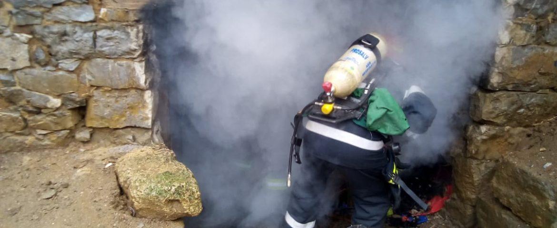 Incendiu dupa incendiu  la Oravita!