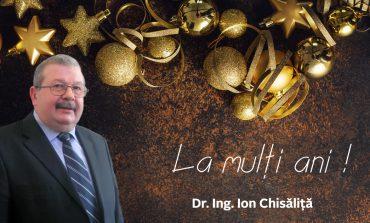 Un an nou, binecuvantat!Dr. Ing. Ion Chisăliţă