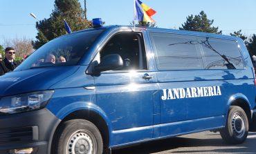 Ajutor de la jandarmi în prag de sărbători