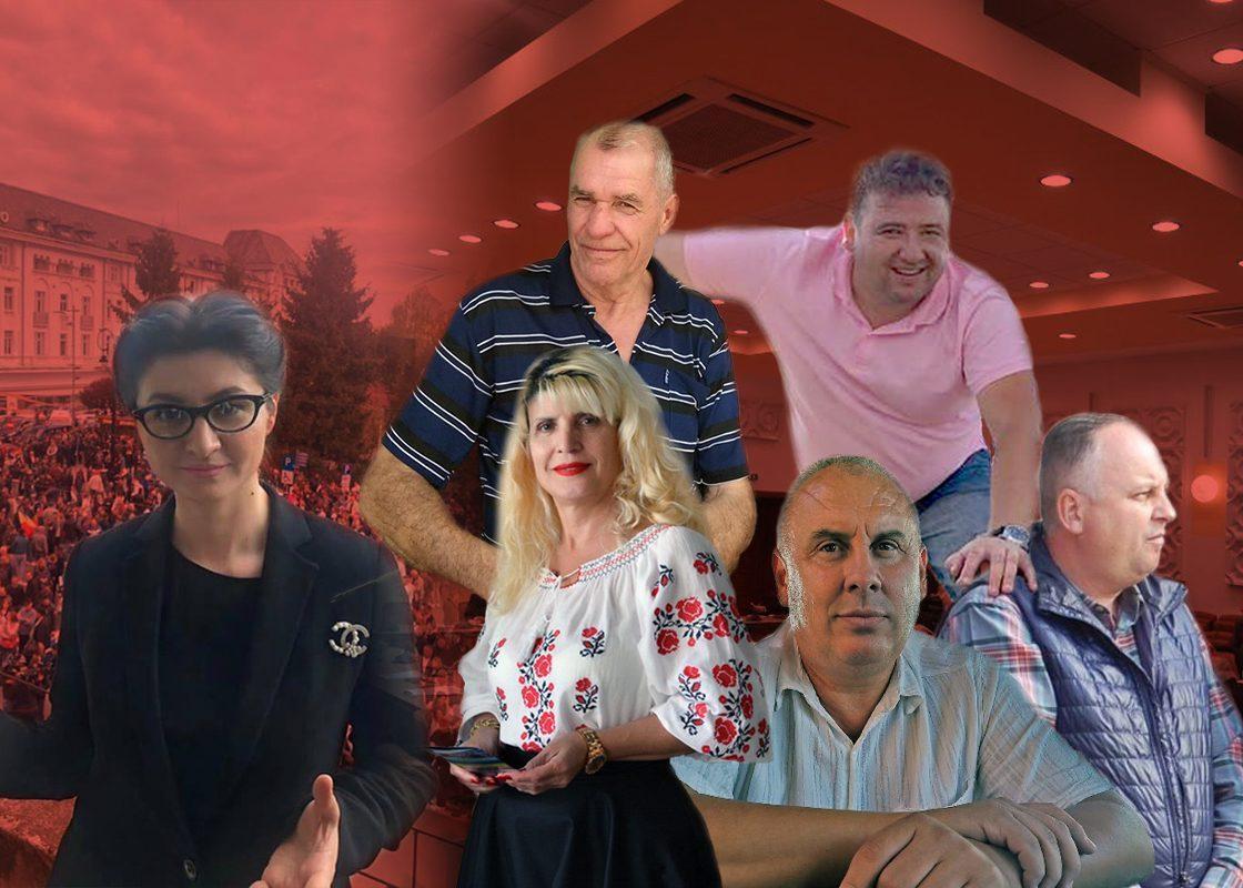 Cutremur în PSD Caraş-Severin! Flavius Nedelcea cere demisia preşedintei PSD Luminiţa Jivan, Mirel Pascu și Ionuț Chisăliță