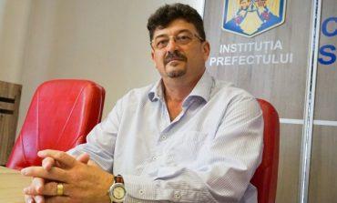 Prefectul Matei Lupu și-a depus demisia