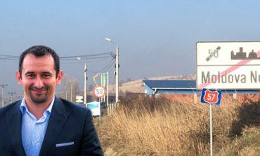 Torma dă o puternică lovitură şoferilor din Moldova Noua în prag de sărbători!