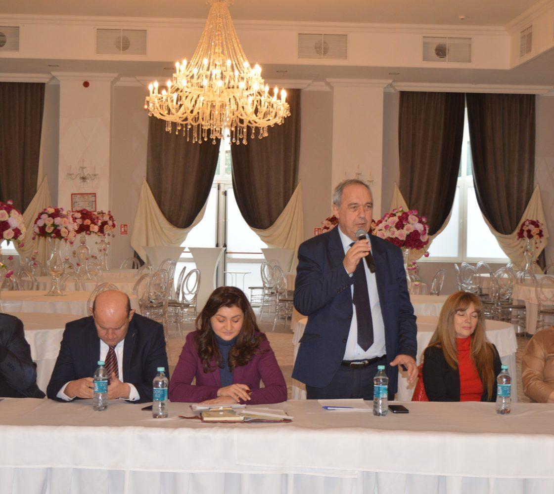 Laurențiu Nistor supărat pe lipsa lui Silviu Hurduzeu de la CEx