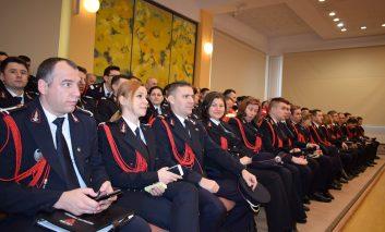 Bilantul activitatii pompierilor militari caraseni din cadrul Sectiei de Pompieri Oravita pe anul 2019