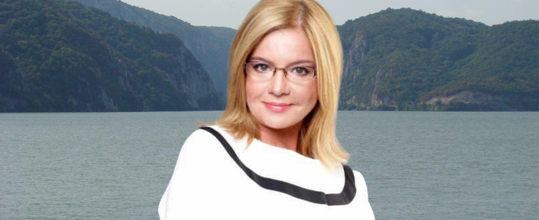 Cristina Topescu,tentativa de trecere frauduloasa a Dunarii in anul 1989!