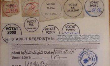 Turismul electoral in pericol,liberalii pun frana fraudei electorale!