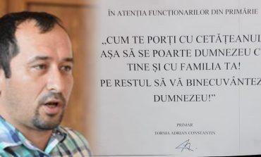 Blestemul, oficializat la Primaria Moldova prin dispozitie de primar PSD