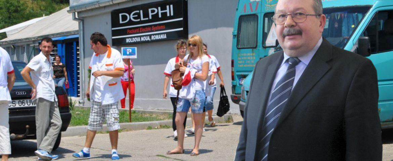 Vin investitori la Moldova Noua! Cladirile Delphi Packard Moldova Noua tot mai atractive pentru multinationale