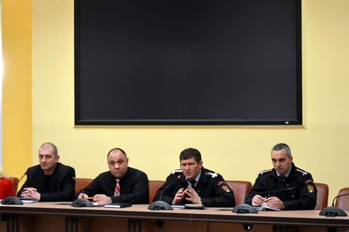 Prefectul Cristian Gâfu, la prima sedință extraordinară a Comitetului Județean pentru Situații de Urgență