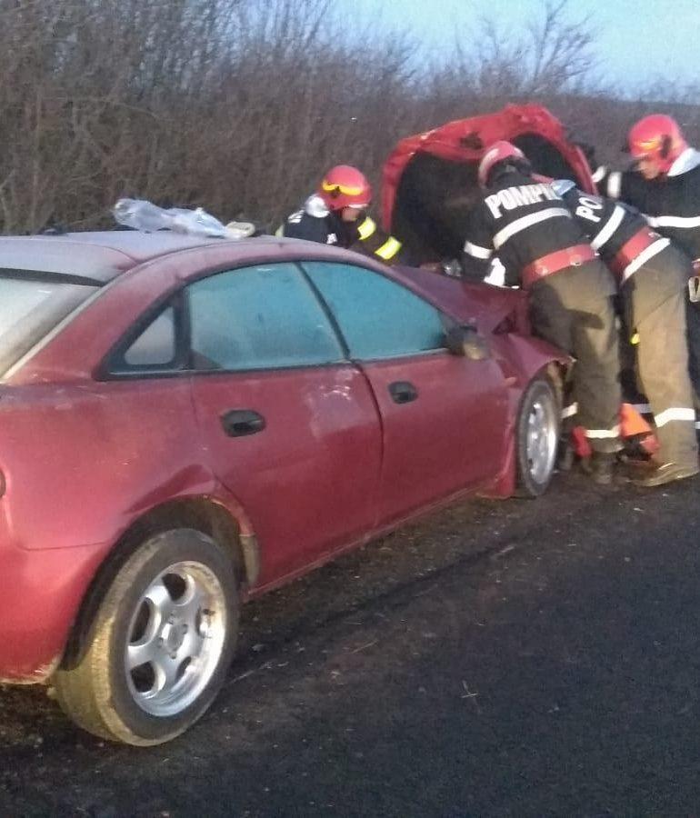 Ziua si accidentul in zona Oravita