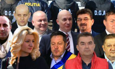 """DGA şi DIICOT devirusează ,,Ciuma Roşie"""" din Caraş-Severin"""