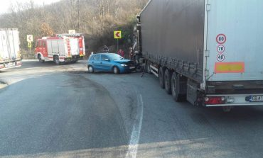 Grav accident pe DN 6