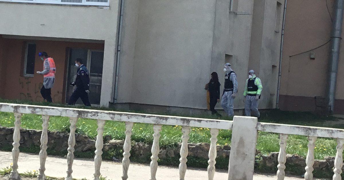 Bucureșteancă fugită din carantină? Forțele de ordine mobilizate la Moldova Nouă