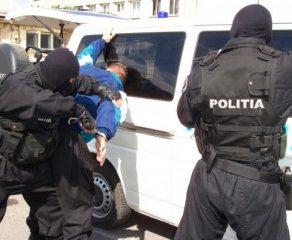 Procurorii DIICOT fac 30 de percheziții în Reșița!