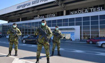 Serbia suspendă toate zborurile, Armata e la frontieră, nici un străin nu intră în țară