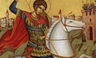 Ortodocșii îl sărbătoresc astăzi pe Sfântul Mare Mucenic Gheorghe!