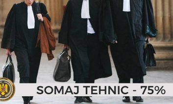 Bomba saptamani! ,,notari ,avocati si executori judecatoresti,,  vor  somaj tehnic cu 75%