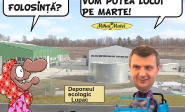 Silviu Hurduzeu:La Deponeul de la Lupac se lucrează !