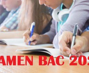 Calendarul Bacalaureatului,a fost aprobat,din3 iunie încep înscrierile, în 22 iunie - examenele scrise, 30 iunie - afişarea rezultatelor.
