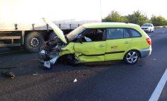 Ziua si accidentul in Caras-Severin!